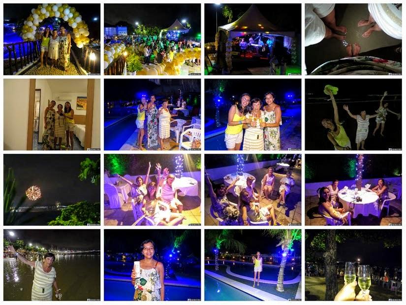 D Beach Resort - Reveillon em Ponta Negra - Natal - Rio Grande do Norte
