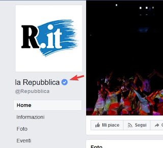 Spunta facebook