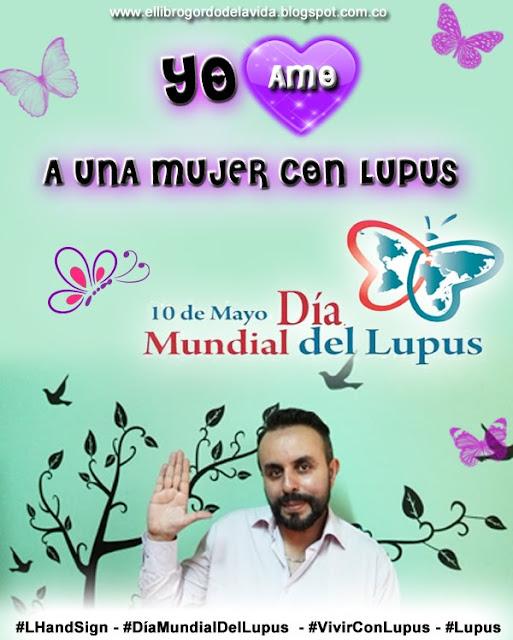 #DiamundialDelLupus #TodosSomosGales  #LHandSign  #Lupus  #PorqueElLupusExiste  #WordLupusDay