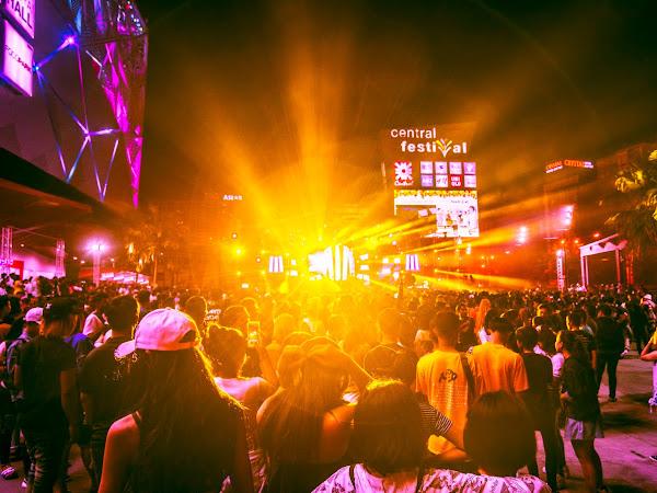 Hatyai 2D1N Shopping & New Year Count Down Trip