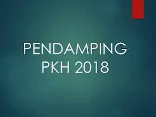 Masa Kerja Pendamping PKH di Tahun 2018