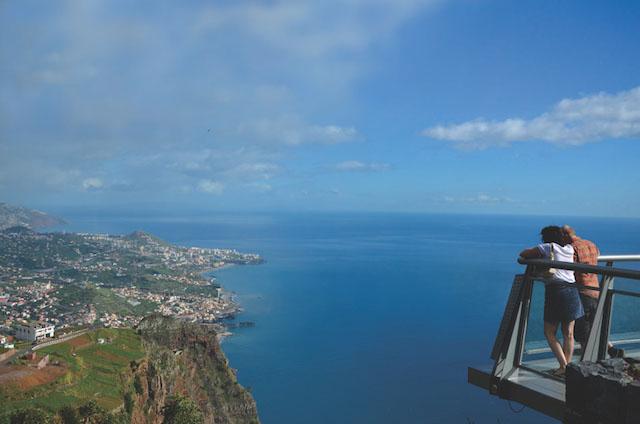 Vista desde o Cabo Girão