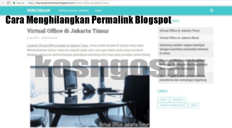 cara menghilangkan tanggal bulan blogspot