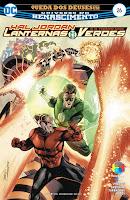 DC Renascimento: Hal Jordan e a Tropa dos Lanternas Verdes #26