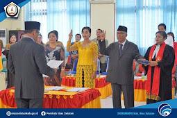 Tiga Anggota DPRD Nias Selatan Yang Baru  Sebagai Pengganti Antar Waktu