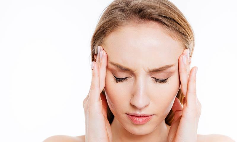 Dolor de cabeza por solventes