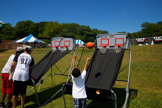 pop-a-shot, basketball