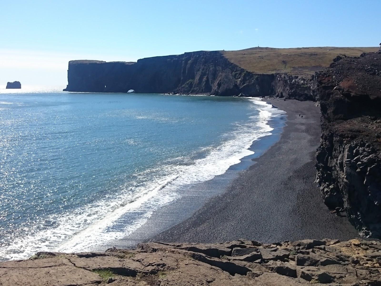Półwysep Dyrholaey od wschodu, Islandia, Dyrholaey, atrakcje Islandii, południowa Islandia, zwiedzanie Islandii, zwiedzanie Islandii w weekend