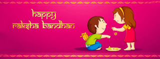 Happy Rakhi Facebook Covers