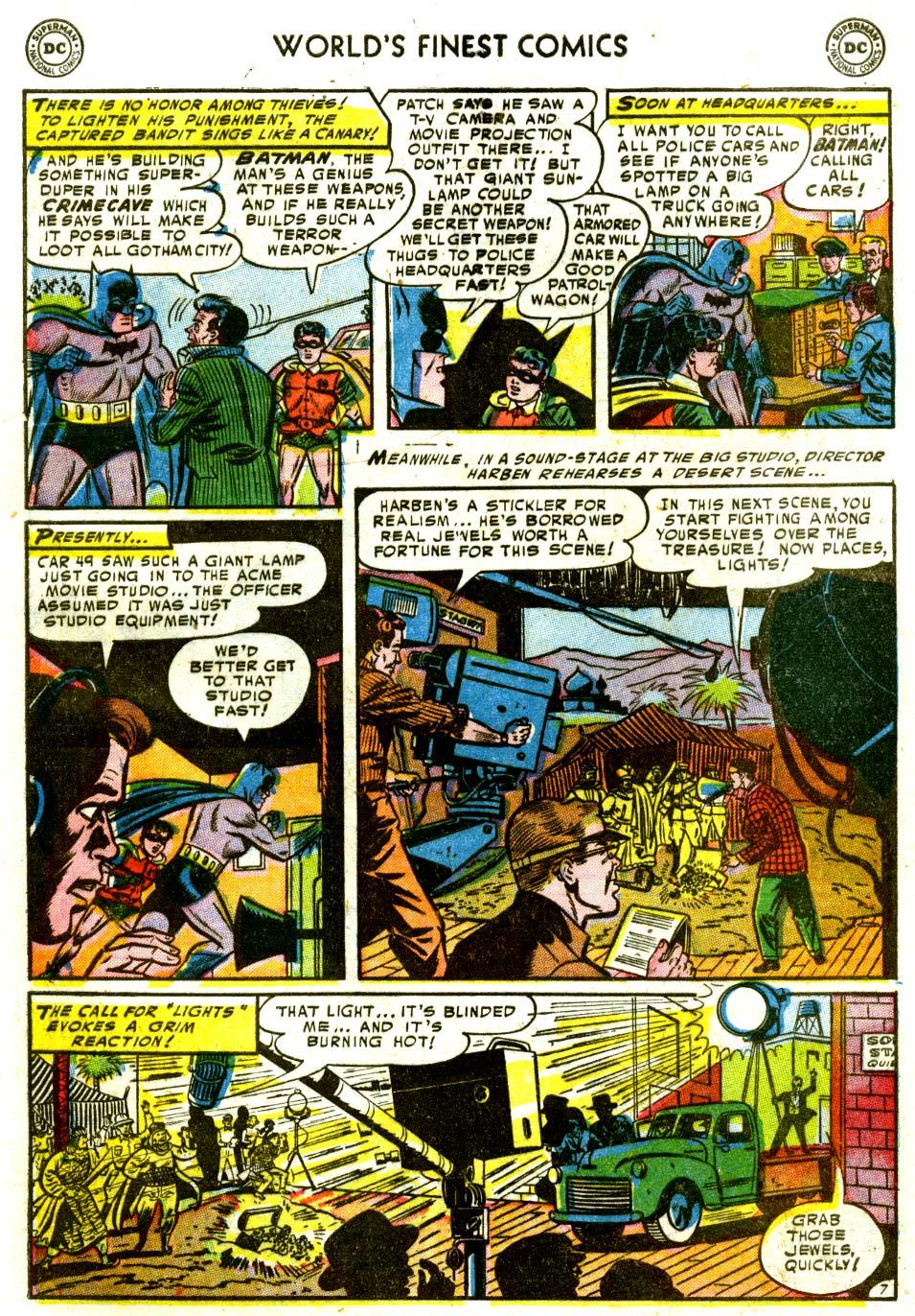 Read online World's Finest Comics comic -  Issue #68 - 60