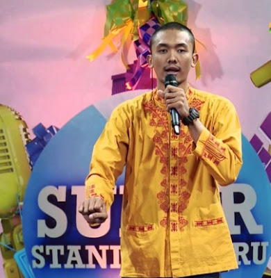 UUS host mc stand up comedy indosiar