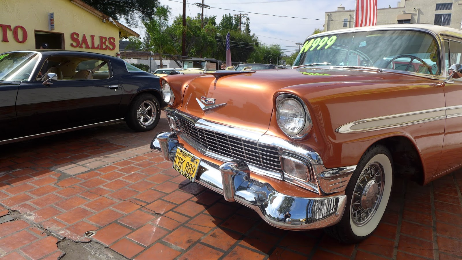 55 Chevy For Sale - West Hills, CA