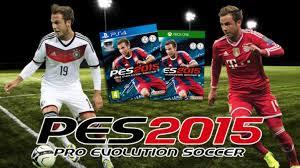 تحميل لعبة بيس 2015  download pes 2015