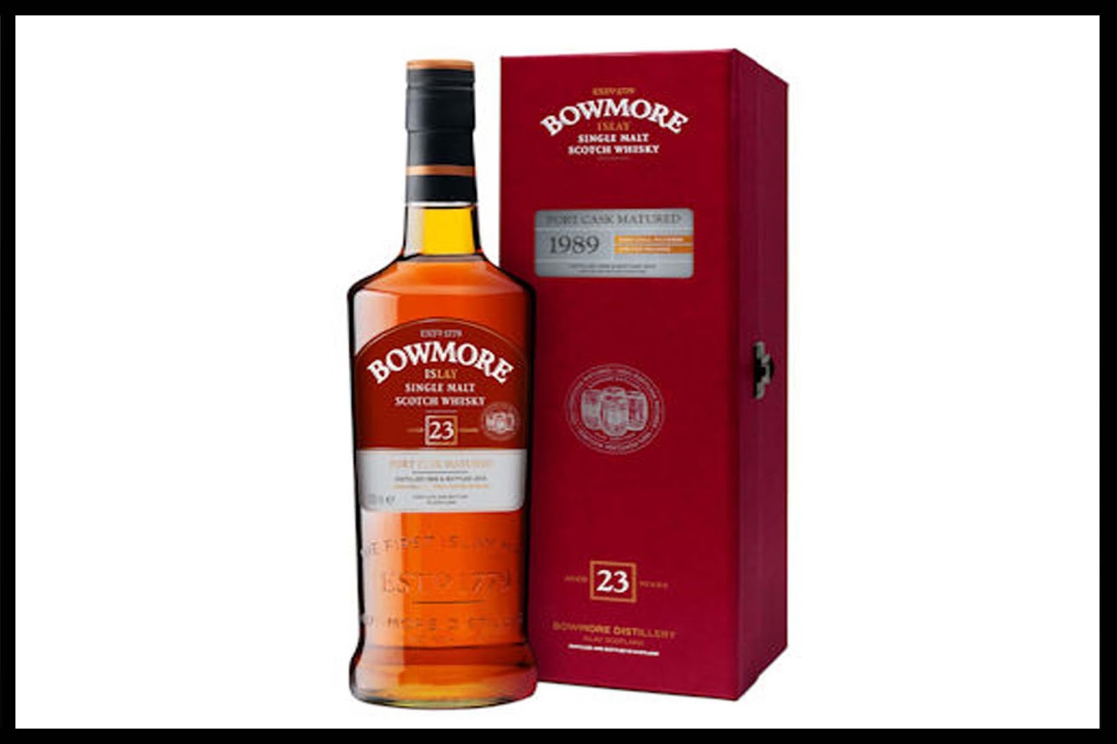 Bowmore Whisky
