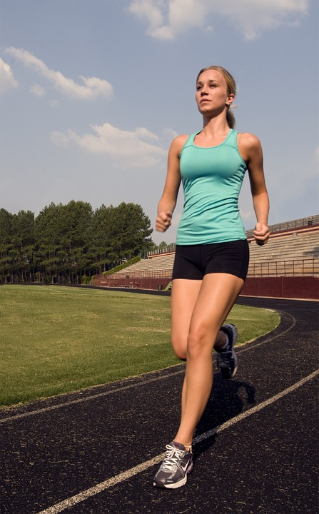 The Value of Physical Exercise and the Brain Woman Jogging