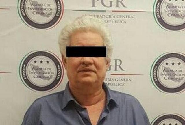"""CAE EN CANCÚN A """"EL CUBANO"""", LÍDER DE LOS ZETAS EN VERACRUZ"""