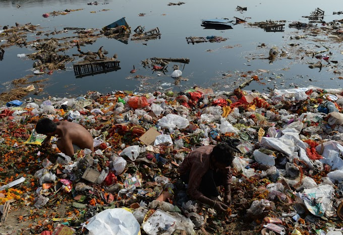 Why to pollute the rivers in the name of fabricated worship:- Sant Seechewal