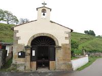 Casquita camino de Santiago Norte Sjeverni put sv. Jakov slike psihoputologija