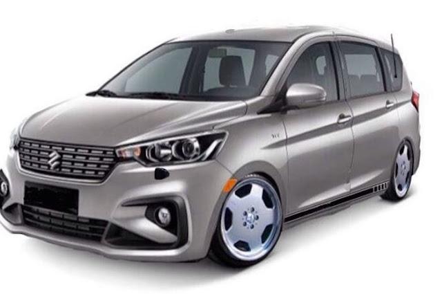 All New Maruti Suzuki Ertiga MPV 2018
