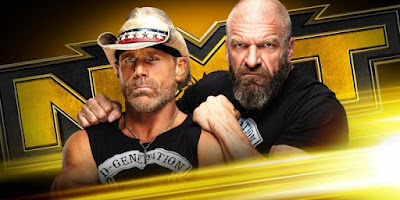 NXT Results - May 13, 2020