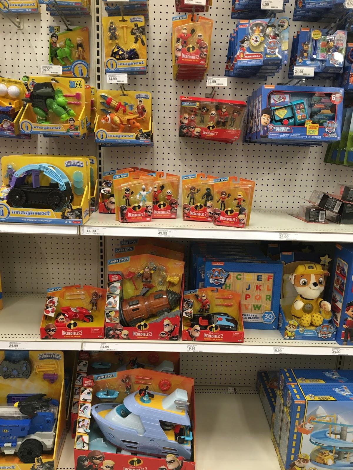 pixar incredibles 2 toys jakks pacific junior supers line