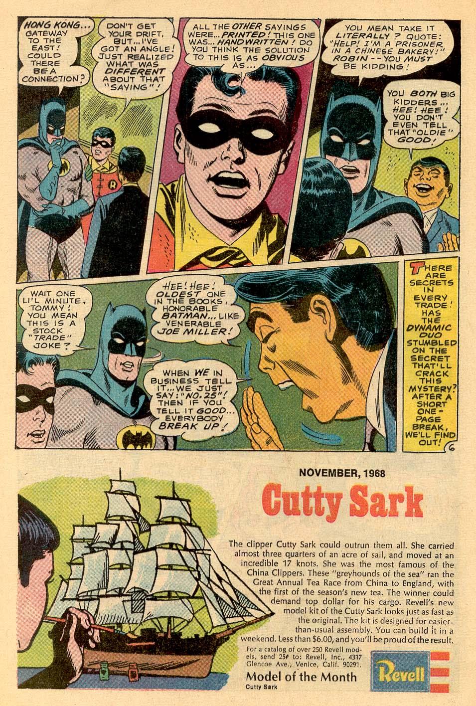 Detective Comics (1937) 383 Page 7