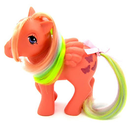 My Little Pony Polilla Year Seven Pony Arco Iris G1 Pony