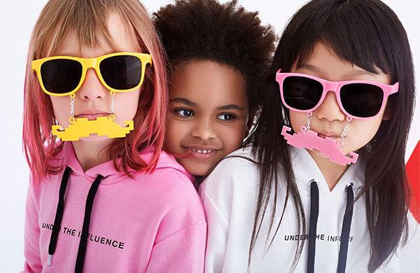 MODA 2018: Mini Complot sweaters primavera verano 2018 ropa para niñas.