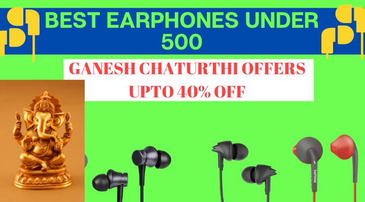 best earphones under 500