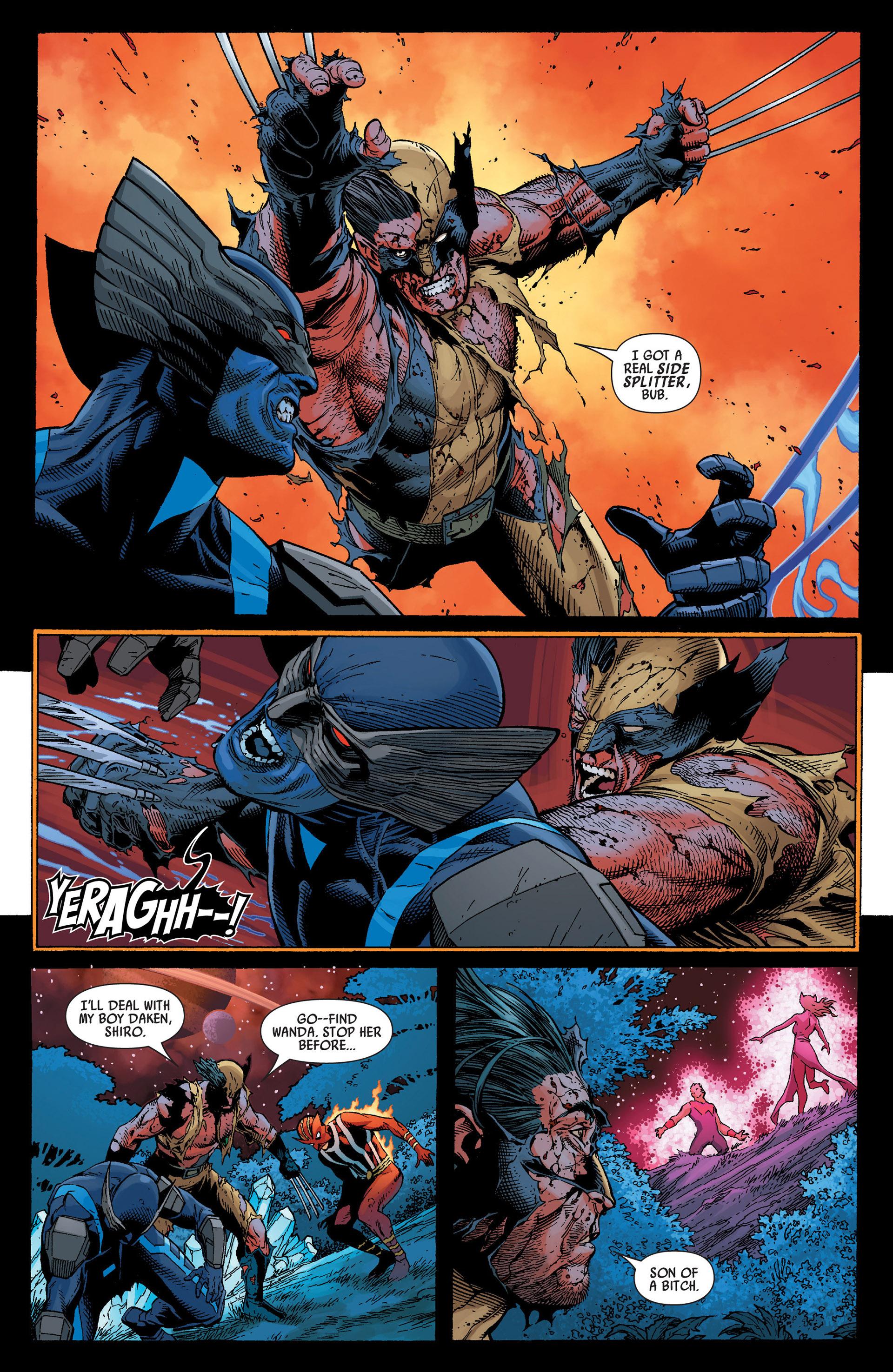 Read online Uncanny Avengers (2012) comic -  Issue #14 - 11