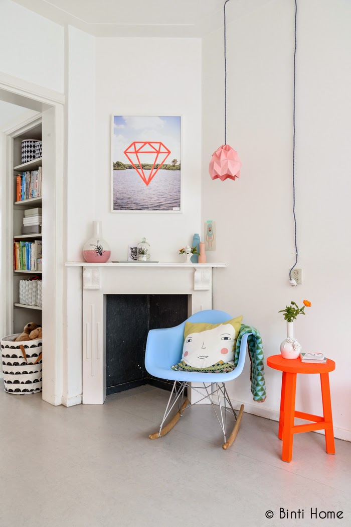 my scandinavian home going dutch with white and splashes of colour. Black Bedroom Furniture Sets. Home Design Ideas