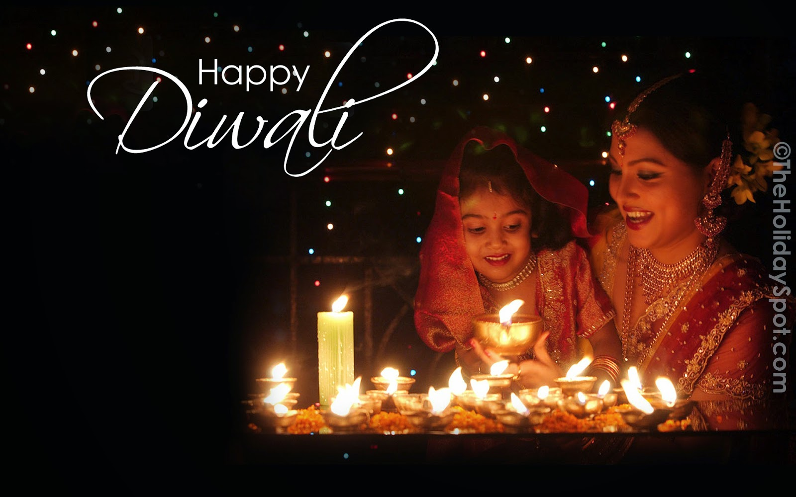 Diwali celebration Image 2017