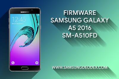 Samsung Firmware A510FD A5 2016