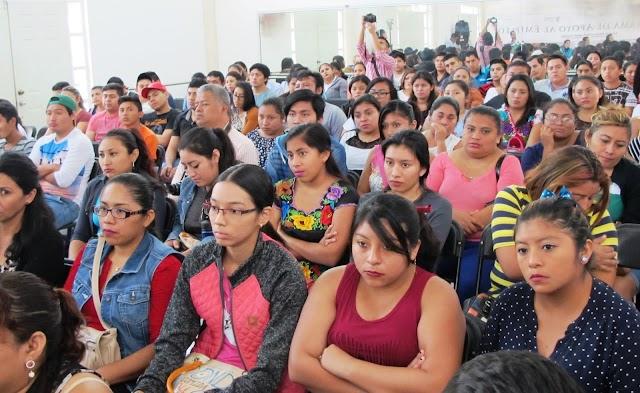 Cerca de 500 jóvenes del oriente se capacitan en materia laboral