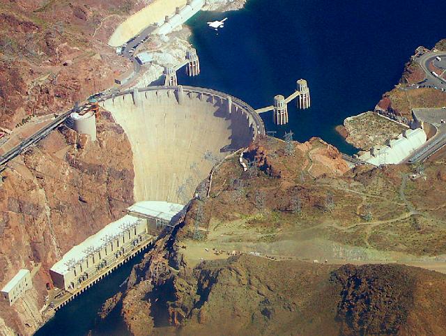 Passeio na Hoover Dam em Las Vegas
