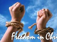 Merdeka di Dalam Kristus (Galatia 5:13; 1 Petrus 2:16-17)