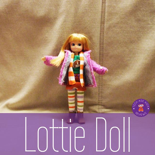 lottie doll review stem toy girls boys