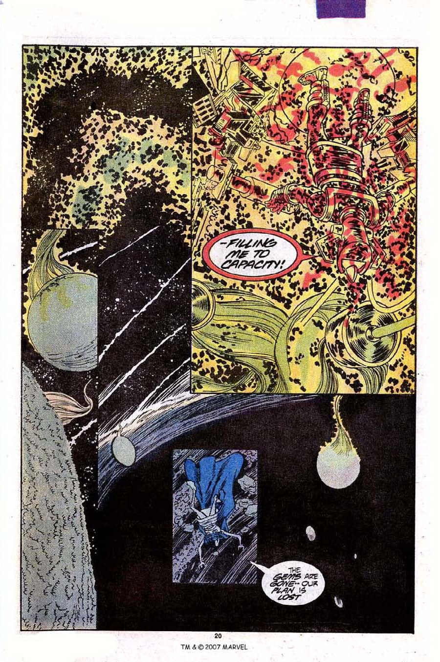 Read online Silver Surfer (1987) comic -  Issue #9 - 29
