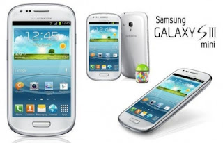 Samsung Galaxy SIII Mini