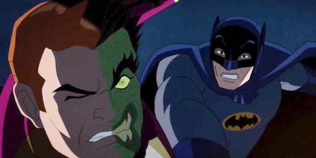 Batman vs Duas Caras