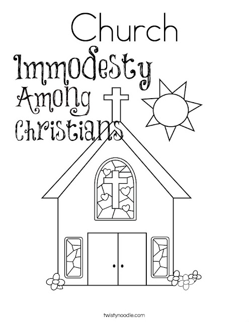 Always Learning: Sickened By Immodesty Among Christians