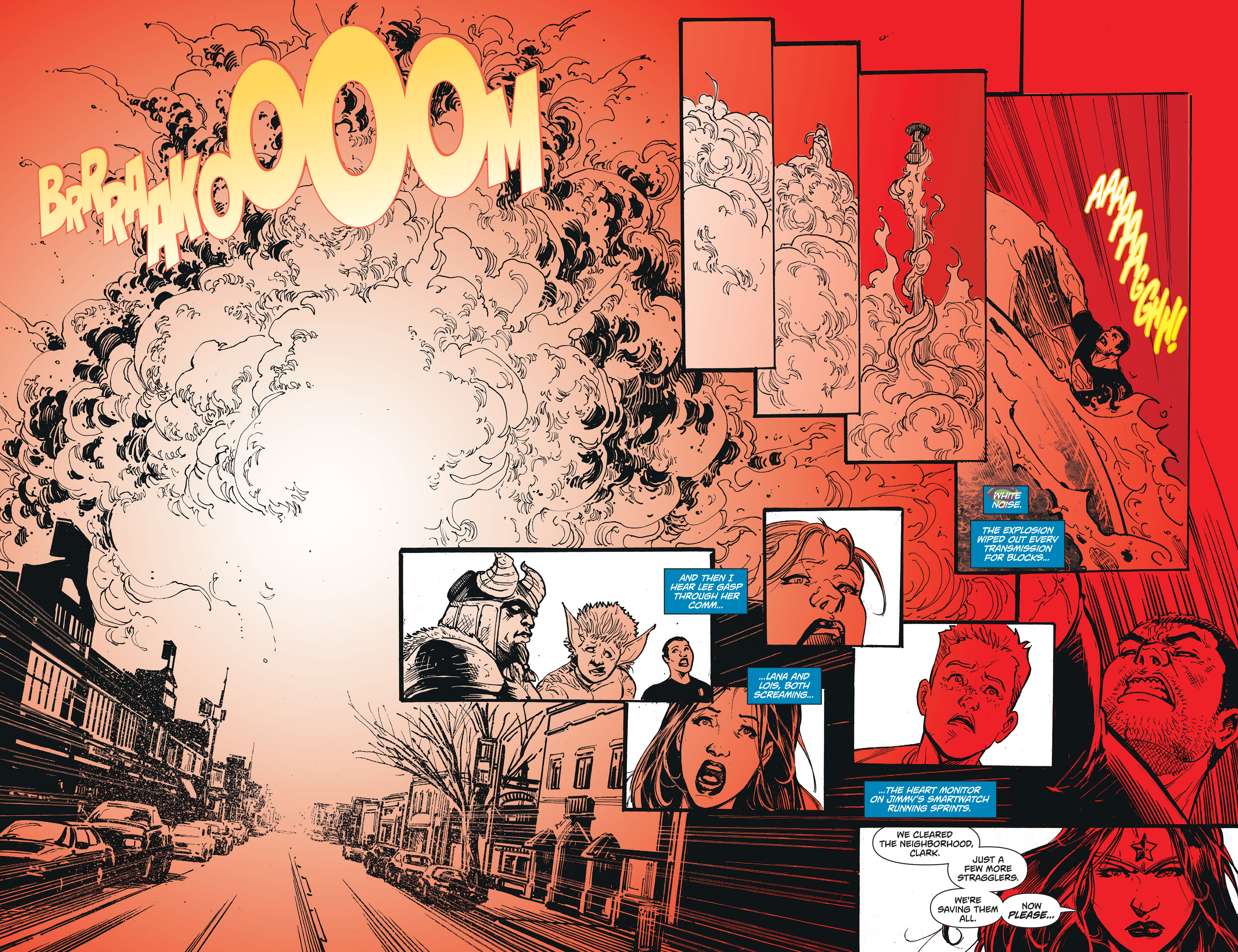 Read online Action Comics (2011) comic -  Issue #50 - 29