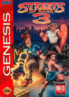 Streets of Rage 3 (BR) [ SMD ]