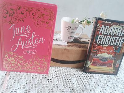 Os crimes ABC, Jane Austen,Agatha Christie,