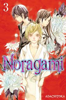 Noragami #3 - Adachi Toka