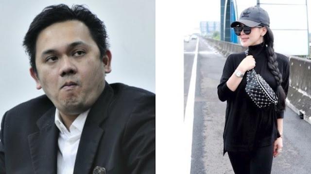 Tak Cukup Minta Maaf, Farhat Abbas Bersama Advokat Lainnya Laporkan Syahrini ke Polda Jawa Timur