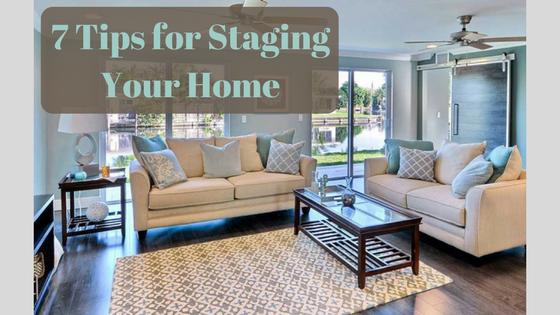 Southwest florida real estate 7 tips for staging your home for Tips on staging your home