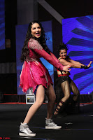 Sunny Leone Dancing on stage At Rogue Movie Audio Music Launch ~  246.JPG