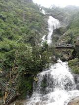 Sapa - Bac Thac Falls - Vietnam