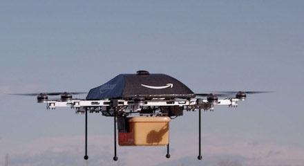 Menggunakan Drone, Indonesia Uji Coba Pengiriman Barang